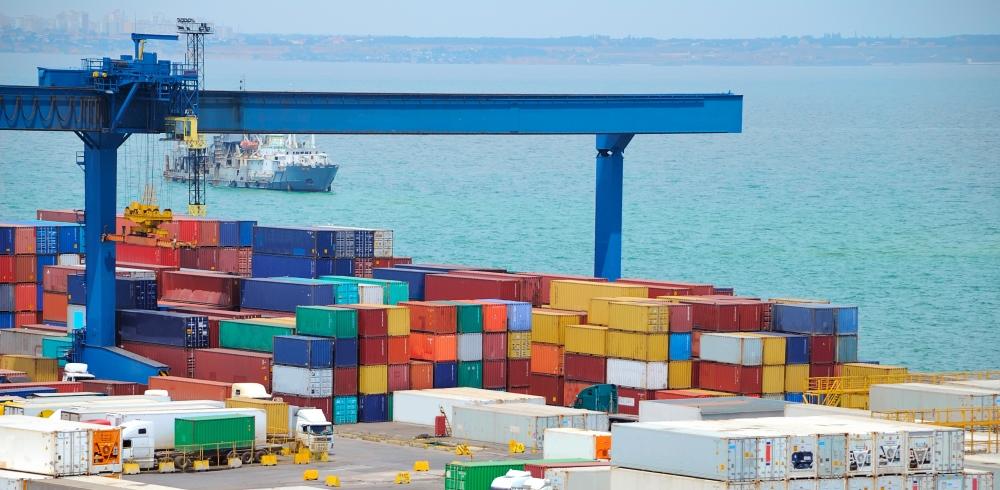 For cargo insurance.......